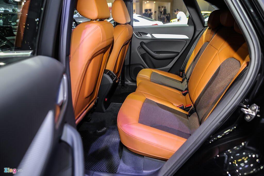 Audi Q3 bản đặc biệt ra mắt tại Việt Nam - Hình 8