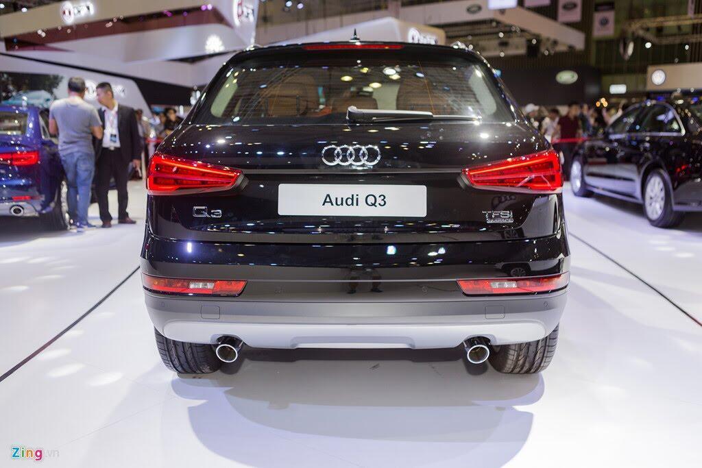 Audi Q3 bản đặc biệt ra mắt tại Việt Nam - Hình 11