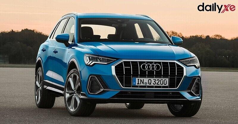 Tổng quan Audi Q3