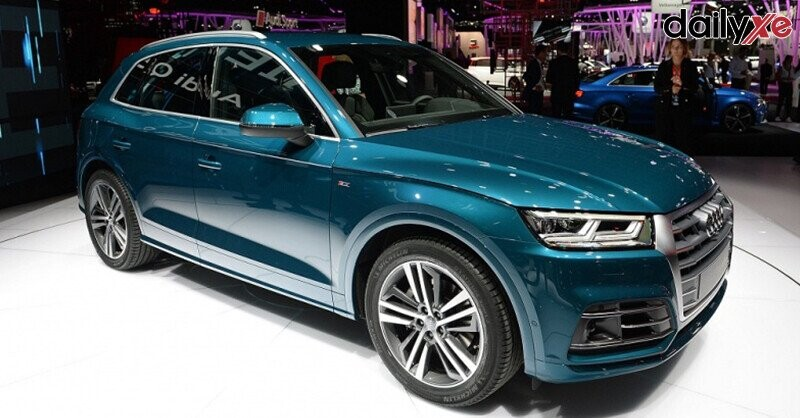 Tổng quan Audi Q5
