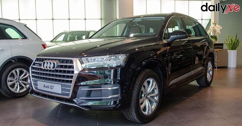 Tổng quan Audi Q7