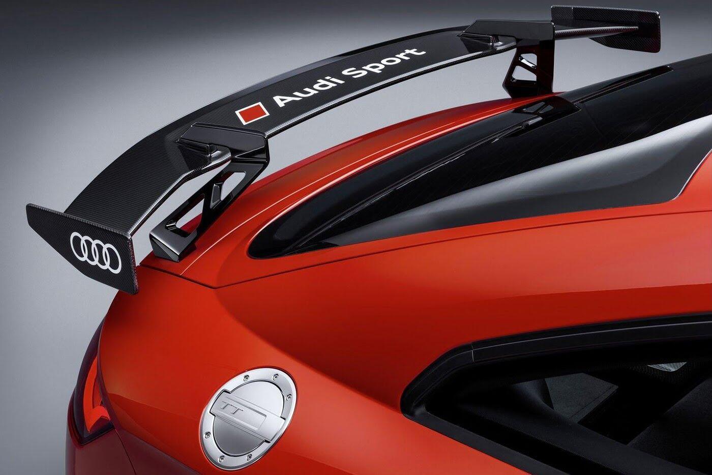 """Audi R8 và TT RS đẹp """"ngỡ ngàng"""" với trang bị thể thao - Hình 7"""