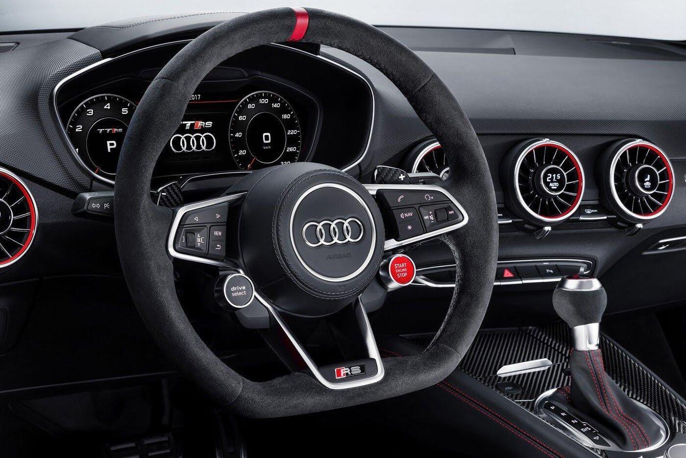 """Audi R8 và TT RS đẹp """"ngỡ ngàng"""" với trang bị thể thao - Hình 8"""