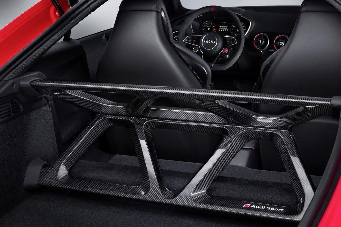 """Audi R8 và TT RS đẹp """"ngỡ ngàng"""" với trang bị thể thao - Hình 9"""