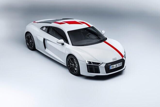 Audi ra mắt phiên bản đặc biệt R8 RWS 2018 - Hình 1