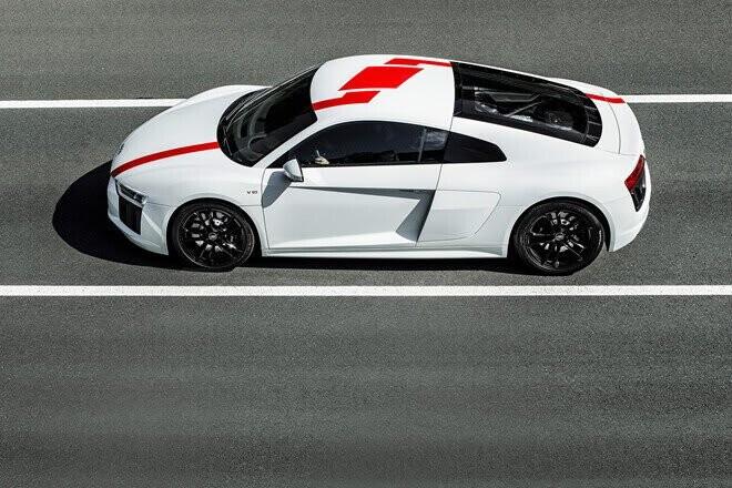 Audi ra mắt phiên bản đặc biệt R8 RWS 2018 - Hình 2