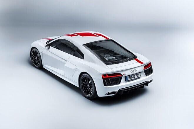 Audi ra mắt phiên bản đặc biệt R8 RWS 2018 - Hình 6