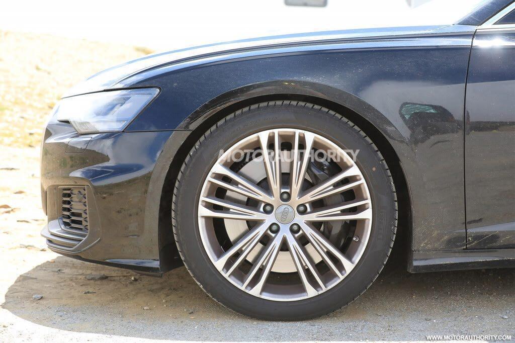 Audi S6 2019 lộ hình ảnh trên đường thử - Hình 1