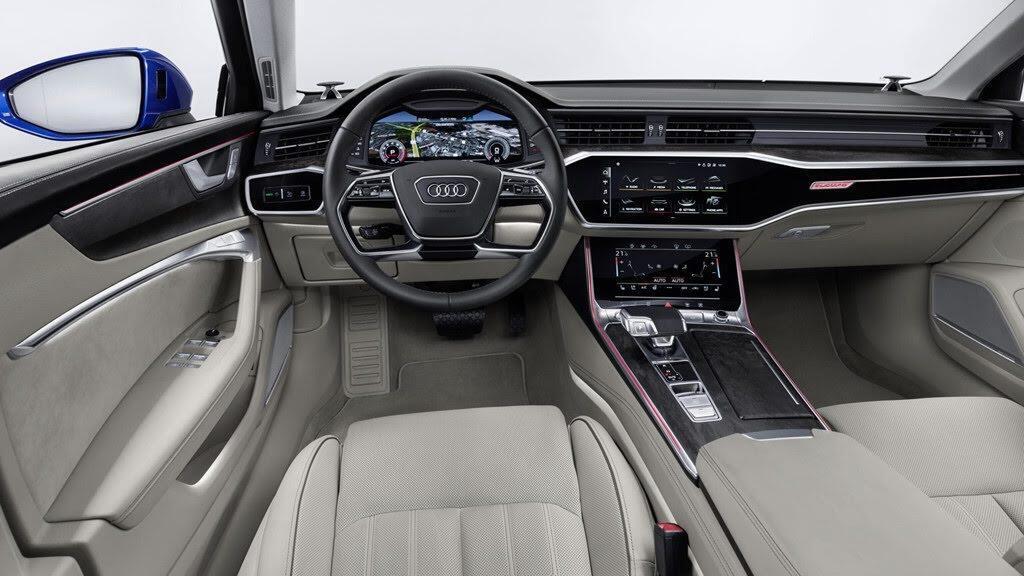 Audi S6 2019 lộ hình ảnh trên đường thử - Hình 3