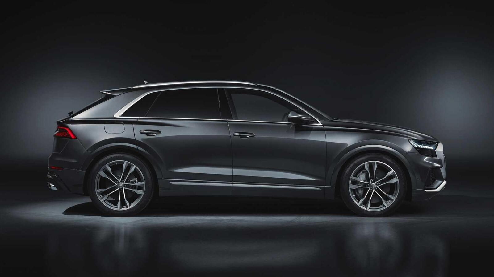 Audi SQ8 ra mắt lắp máy dầu V8 4.0L mild hybrid mạnh 429 mã lực - Hình 10
