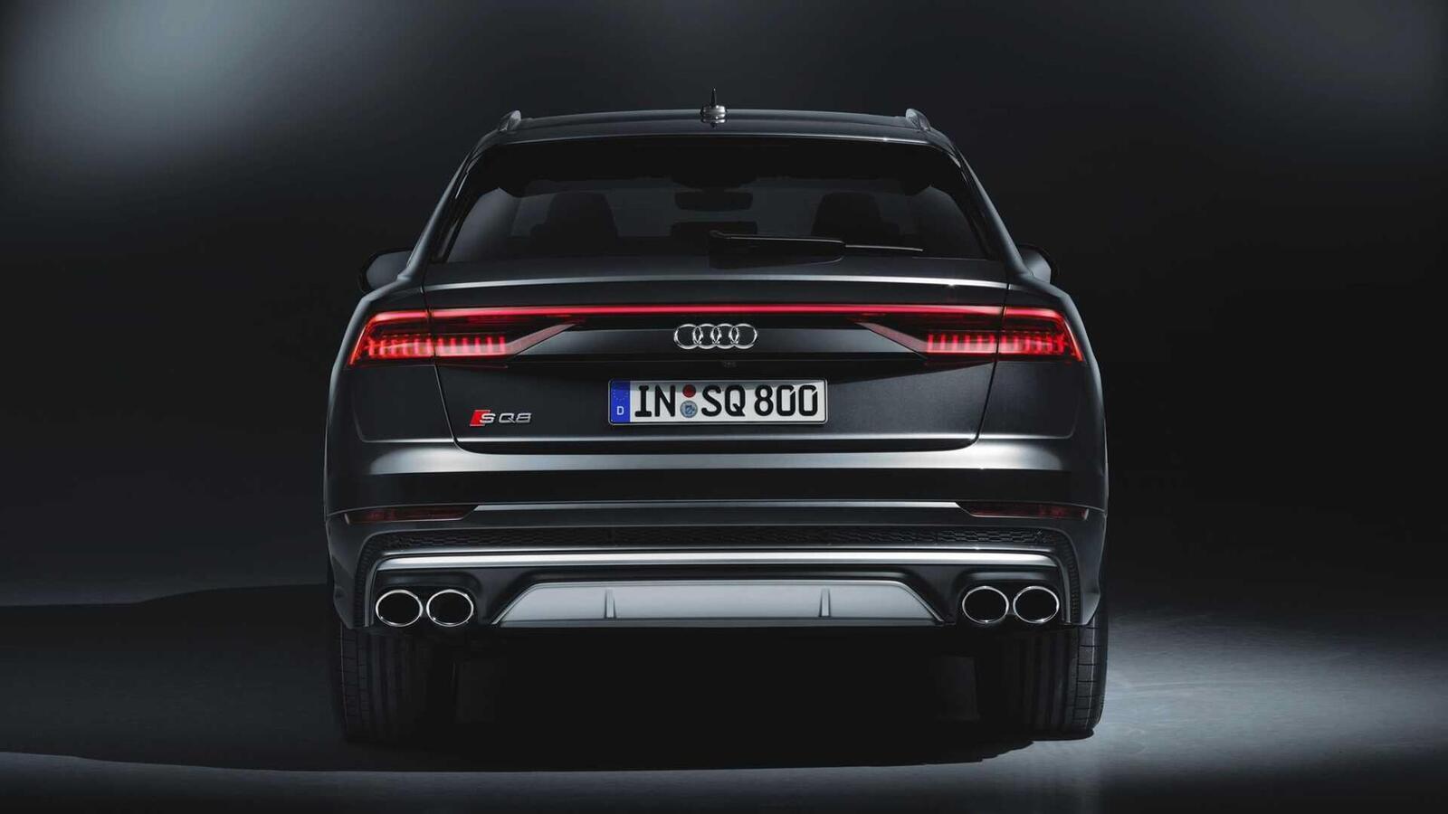 Audi SQ8 ra mắt lắp máy dầu V8 4.0L mild hybrid mạnh 429 mã lực - Hình 11