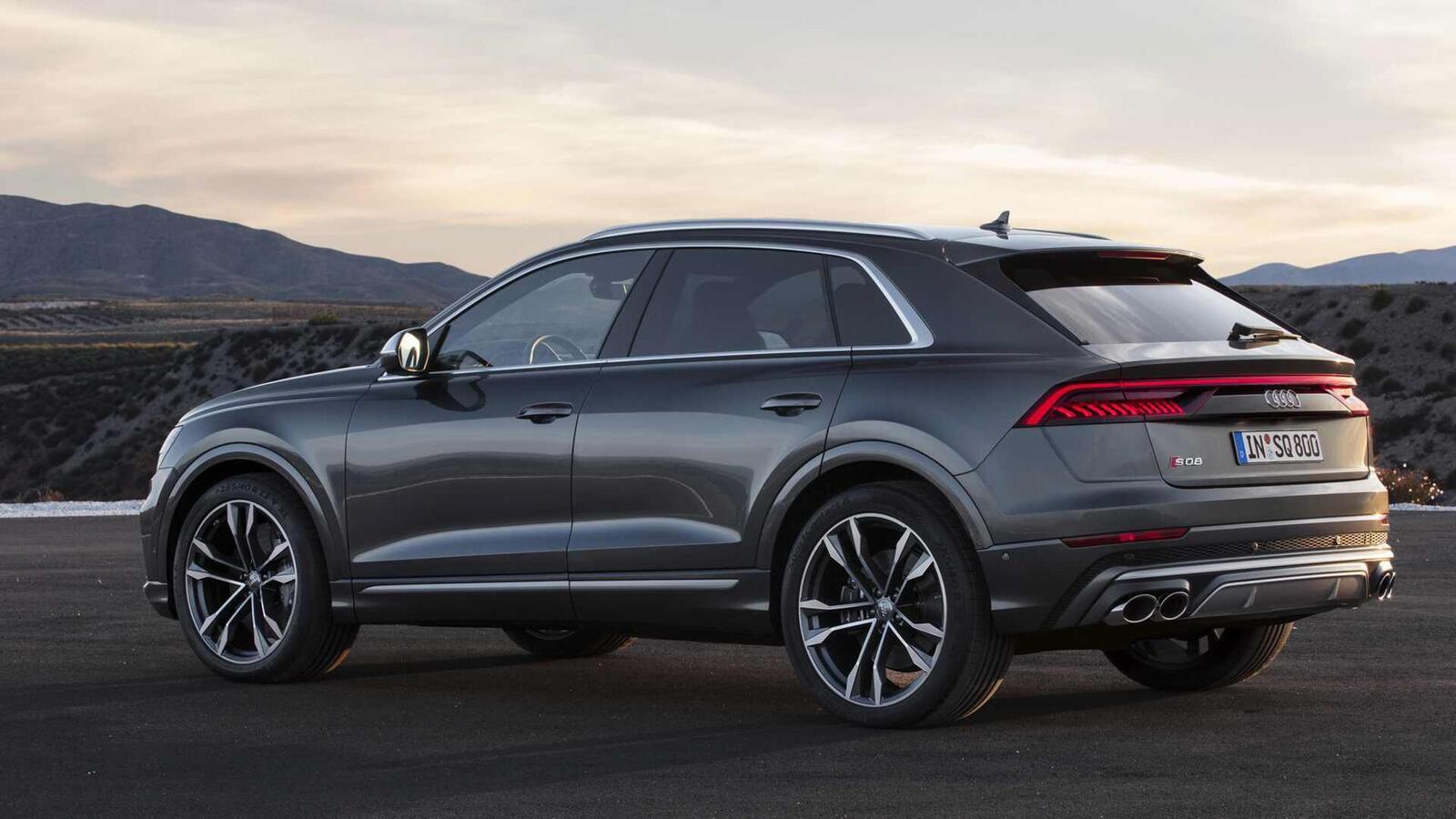 Audi SQ8 ra mắt lắp máy dầu V8 4.0L mild hybrid mạnh 429 mã lực - Hình 12