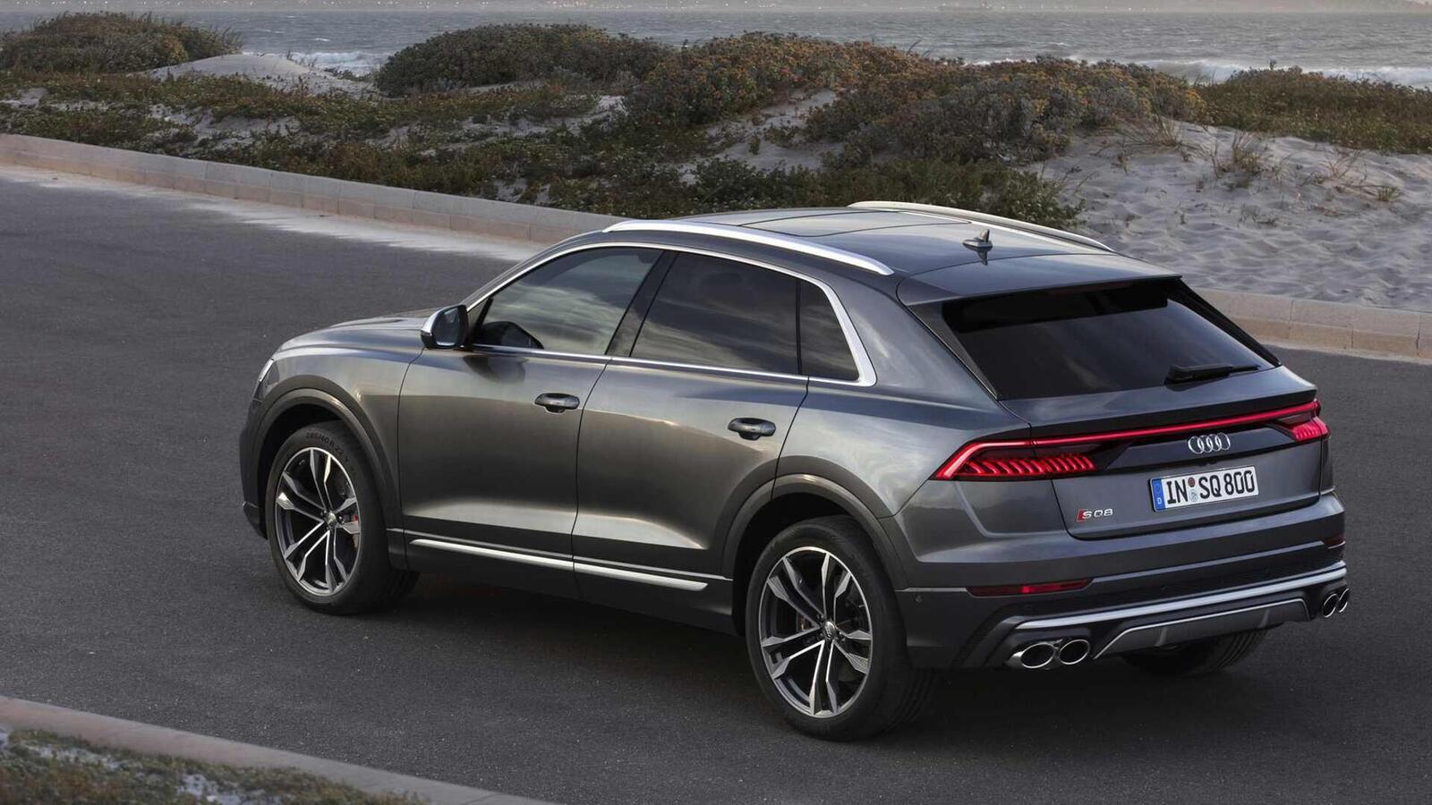 Audi SQ8 ra mắt lắp máy dầu V8 4.0L mild hybrid mạnh 429 mã lực - Hình 13
