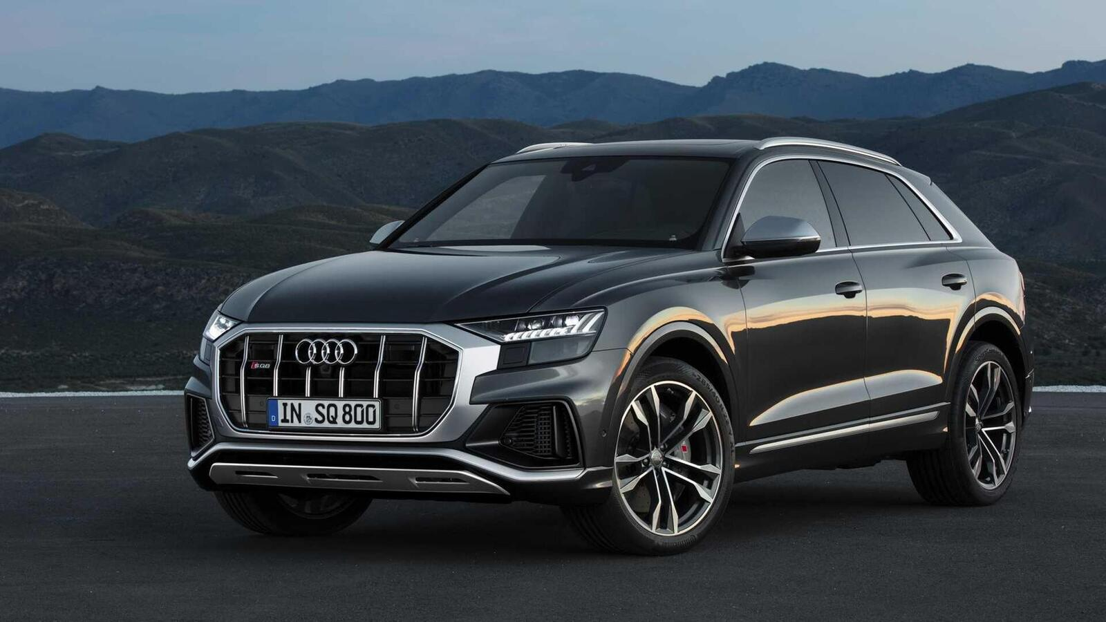 Audi SQ8 ra mắt lắp máy dầu V8 4.0L mild hybrid mạnh 429 mã lực - Hình 14