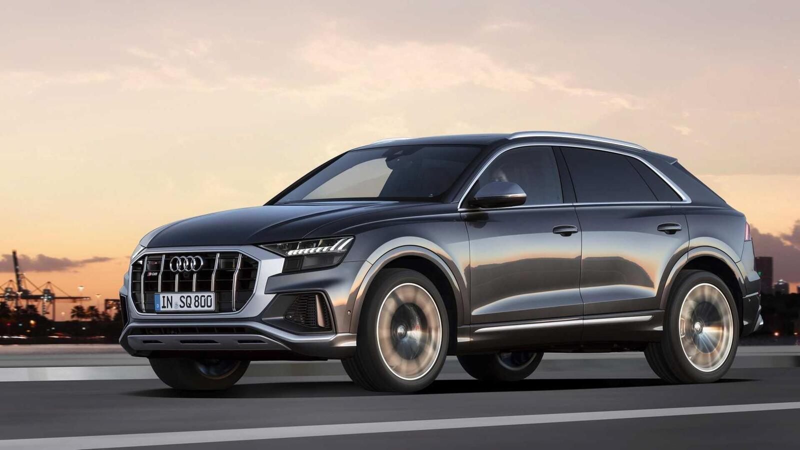 Audi SQ8 ra mắt lắp máy dầu V8 4.0L mild hybrid mạnh 429 mã lực - Hình 15