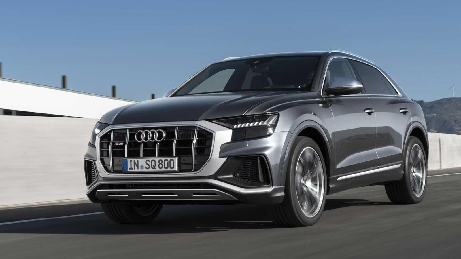 Audi SQ8 ra mắt lắp máy dầu V8 4.0L mild hybrid mạnh 429 mã lực - Hình 16