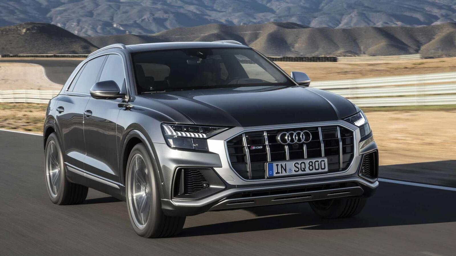 Audi SQ8 ra mắt lắp máy dầu V8 4.0L mild hybrid mạnh 429 mã lực - Hình 18