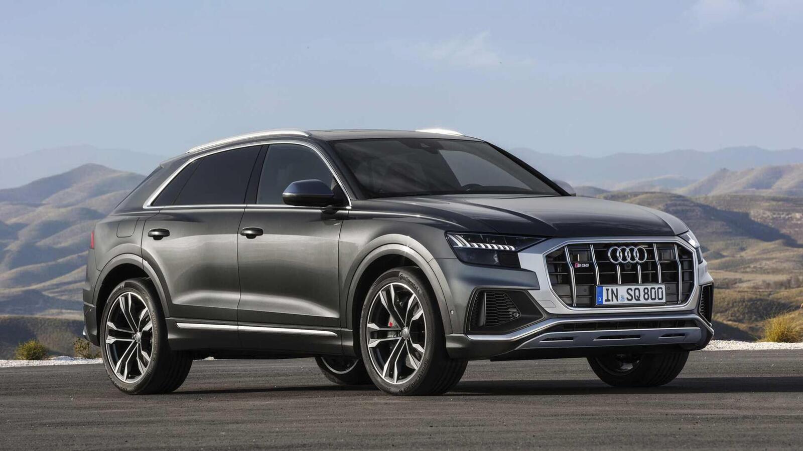 Audi SQ8 ra mắt lắp máy dầu V8 4.0L mild hybrid mạnh 429 mã lực - Hình 19