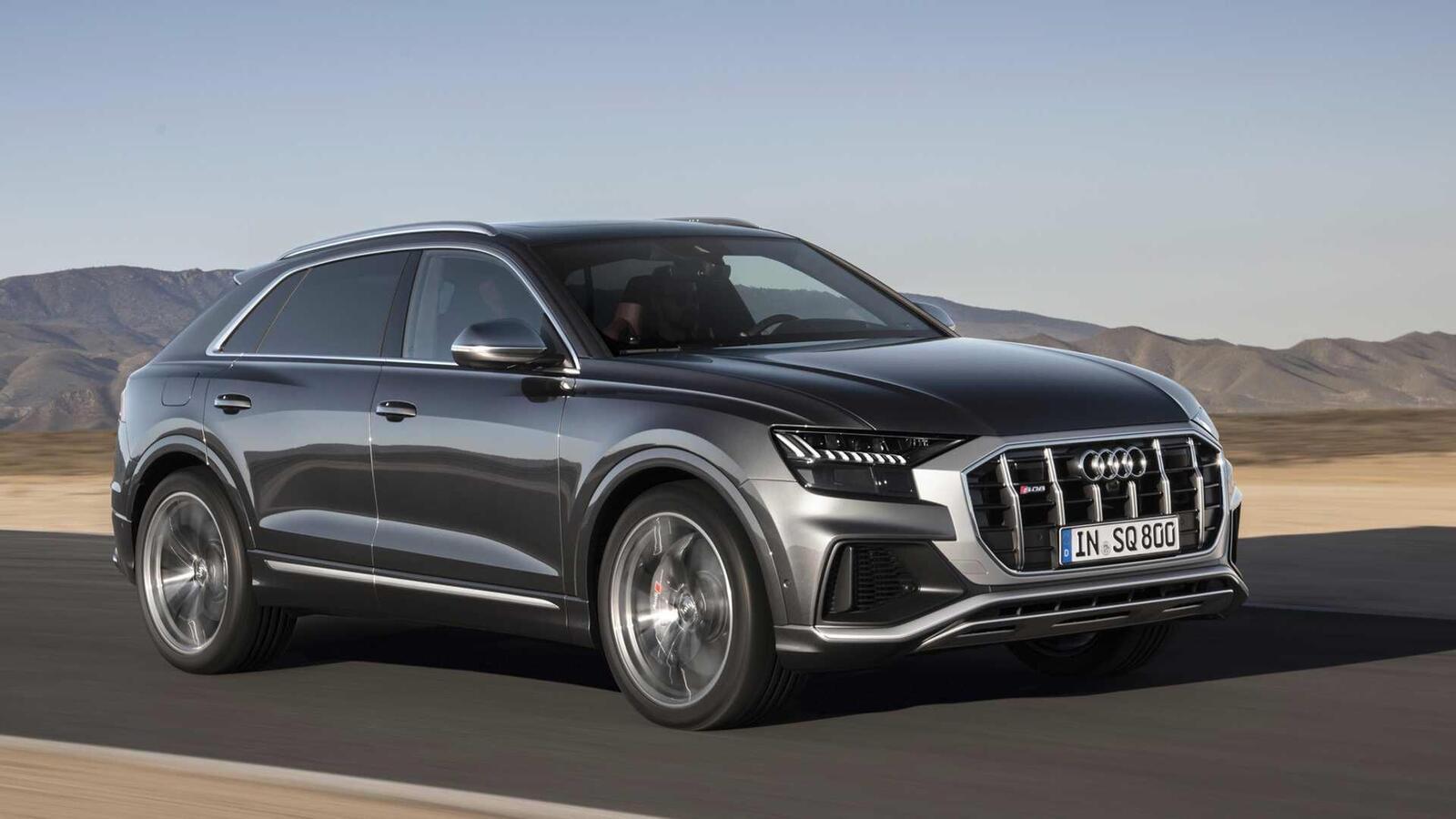 Audi SQ8 ra mắt lắp máy dầu V8 4.0L mild hybrid mạnh 429 mã lực - Hình 2