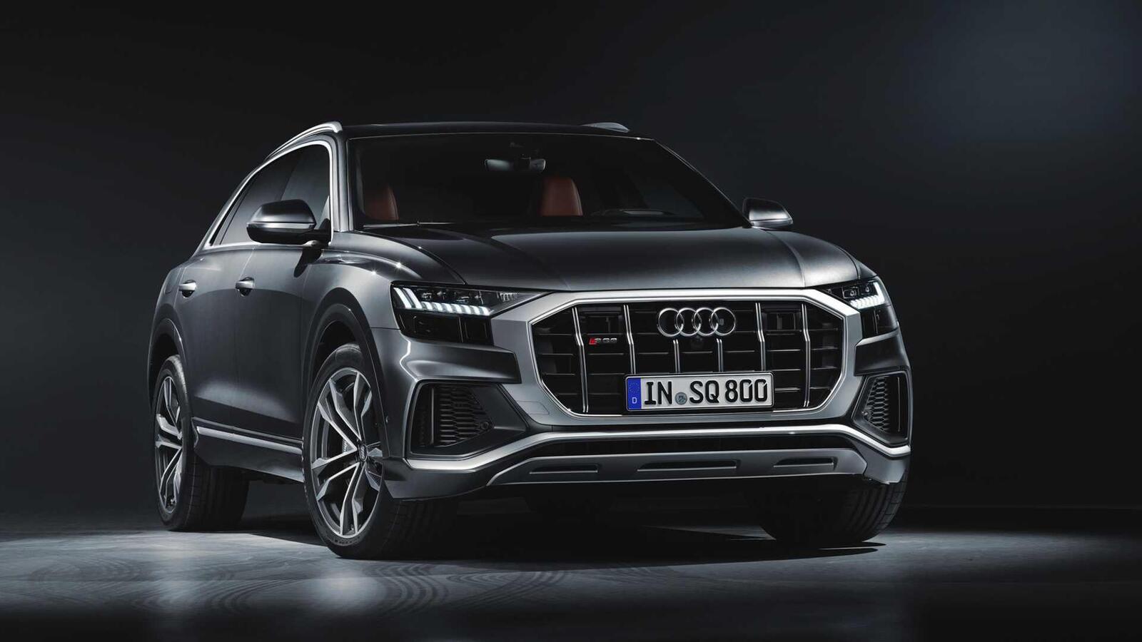 Audi SQ8 ra mắt lắp máy dầu V8 4.0L mild hybrid mạnh 429 mã lực - Hình 7
