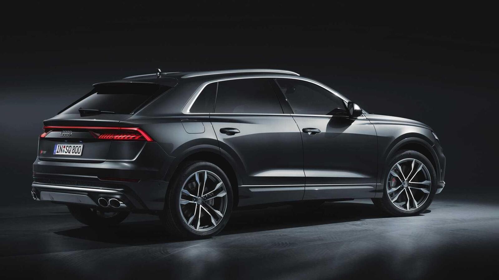 Audi SQ8 ra mắt lắp máy dầu V8 4.0L mild hybrid mạnh 429 mã lực - Hình 8