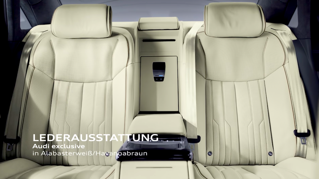 Audi thêm một số trang bị cho A8 2018 - Hình 6
