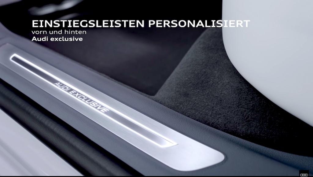 Audi thêm một số trang bị cho A8 2018 - Hình 8