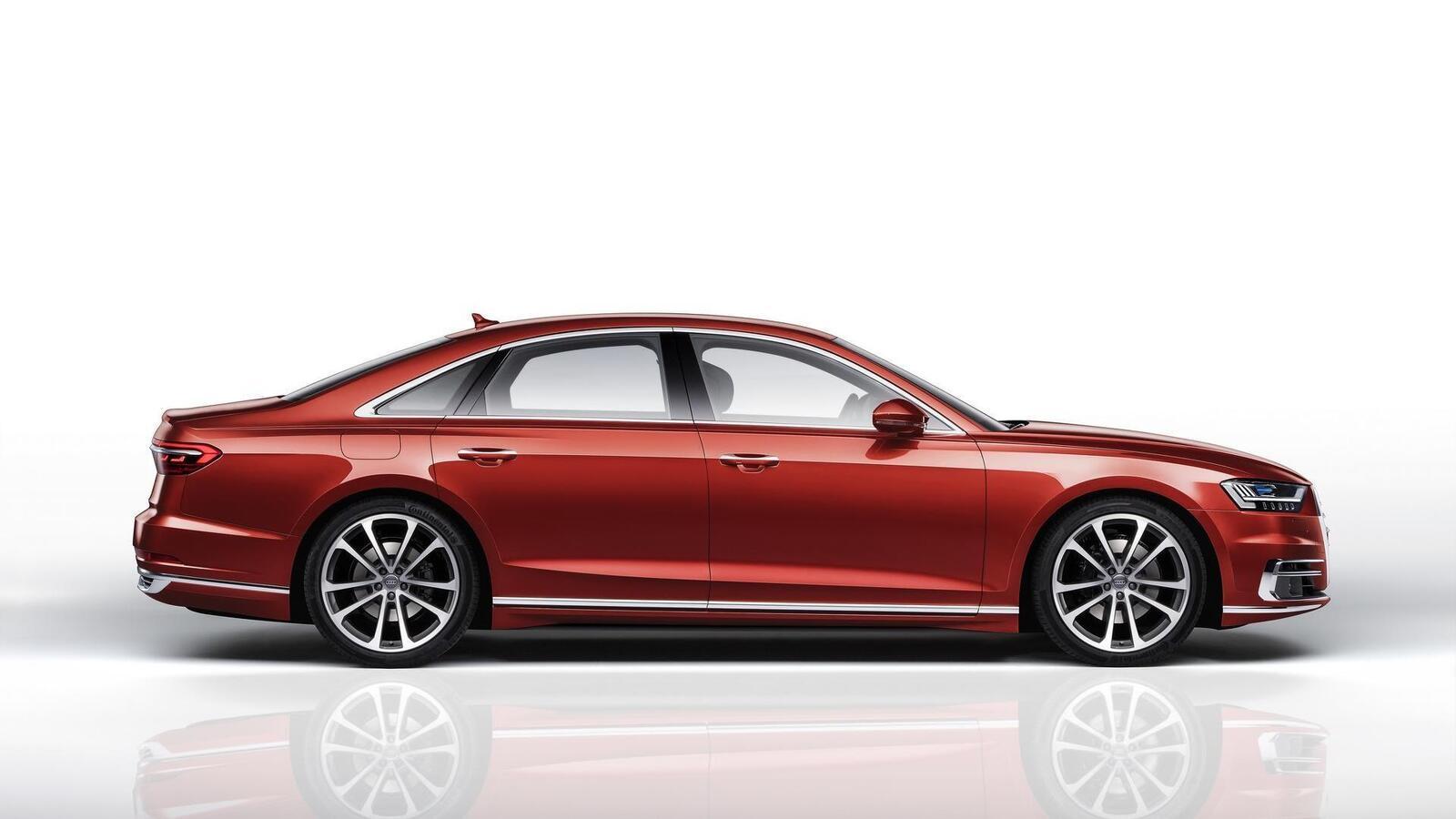 Audi thêm một số trang bị cho A8 2018 - Hình 19
