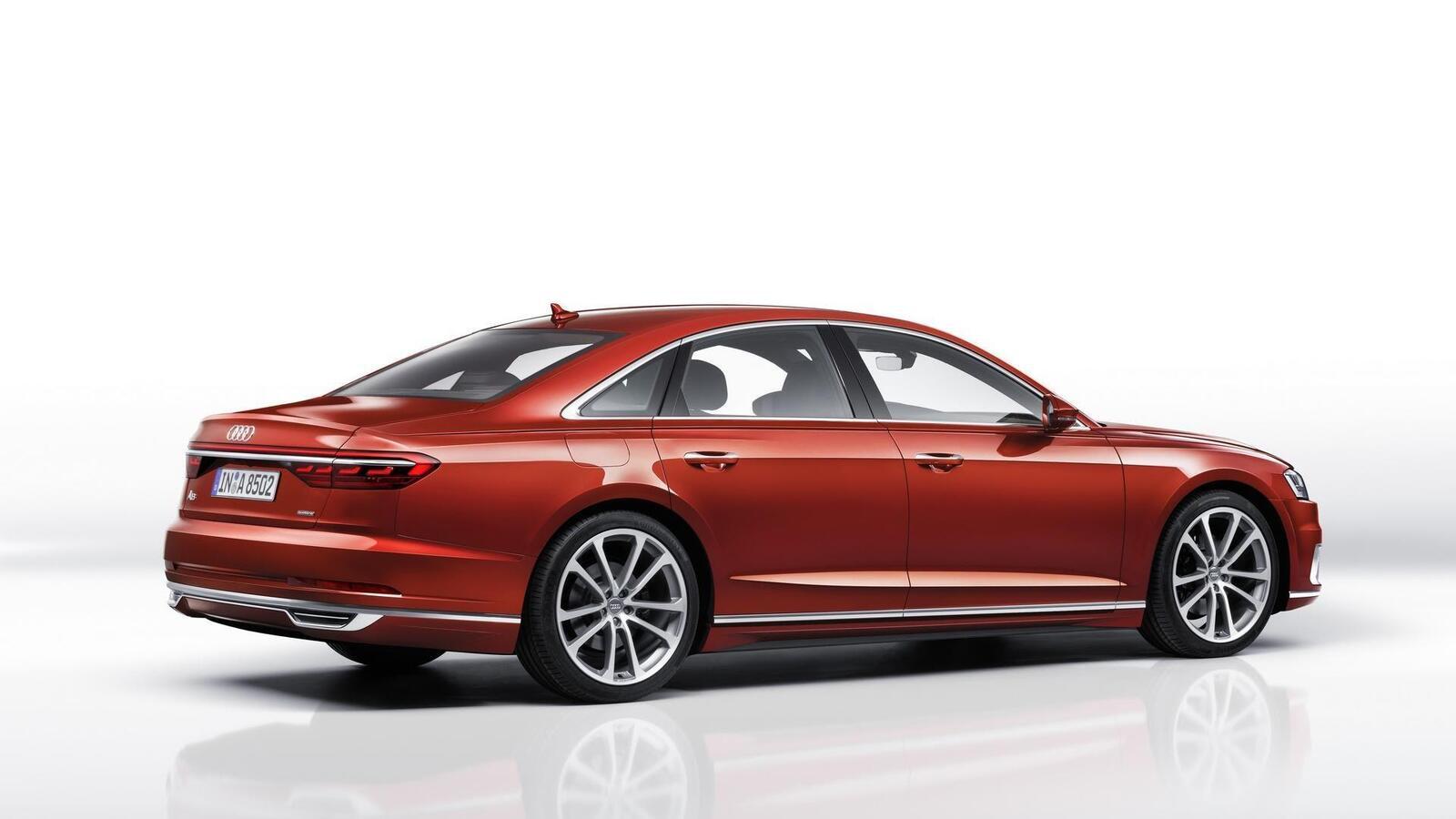 Audi thêm một số trang bị cho A8 2018 - Hình 20