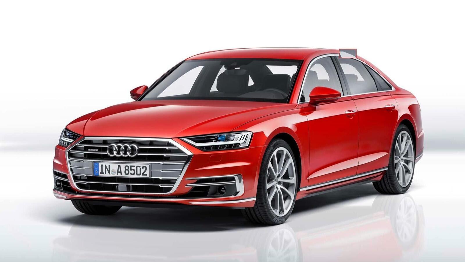 Audi thêm một số trang bị cho A8 2018 - Hình 21