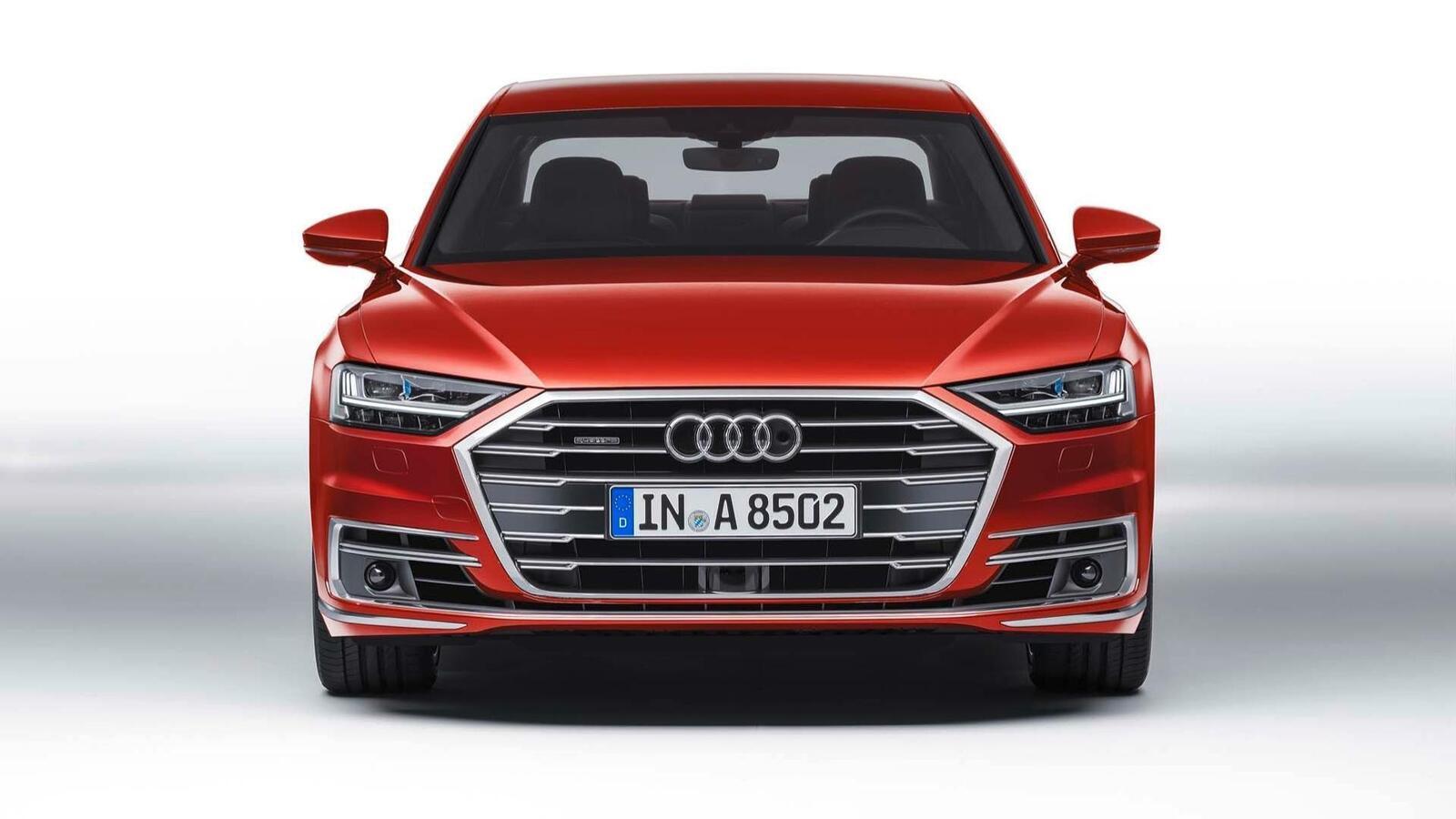 Audi thêm một số trang bị cho A8 2018 - Hình 22
