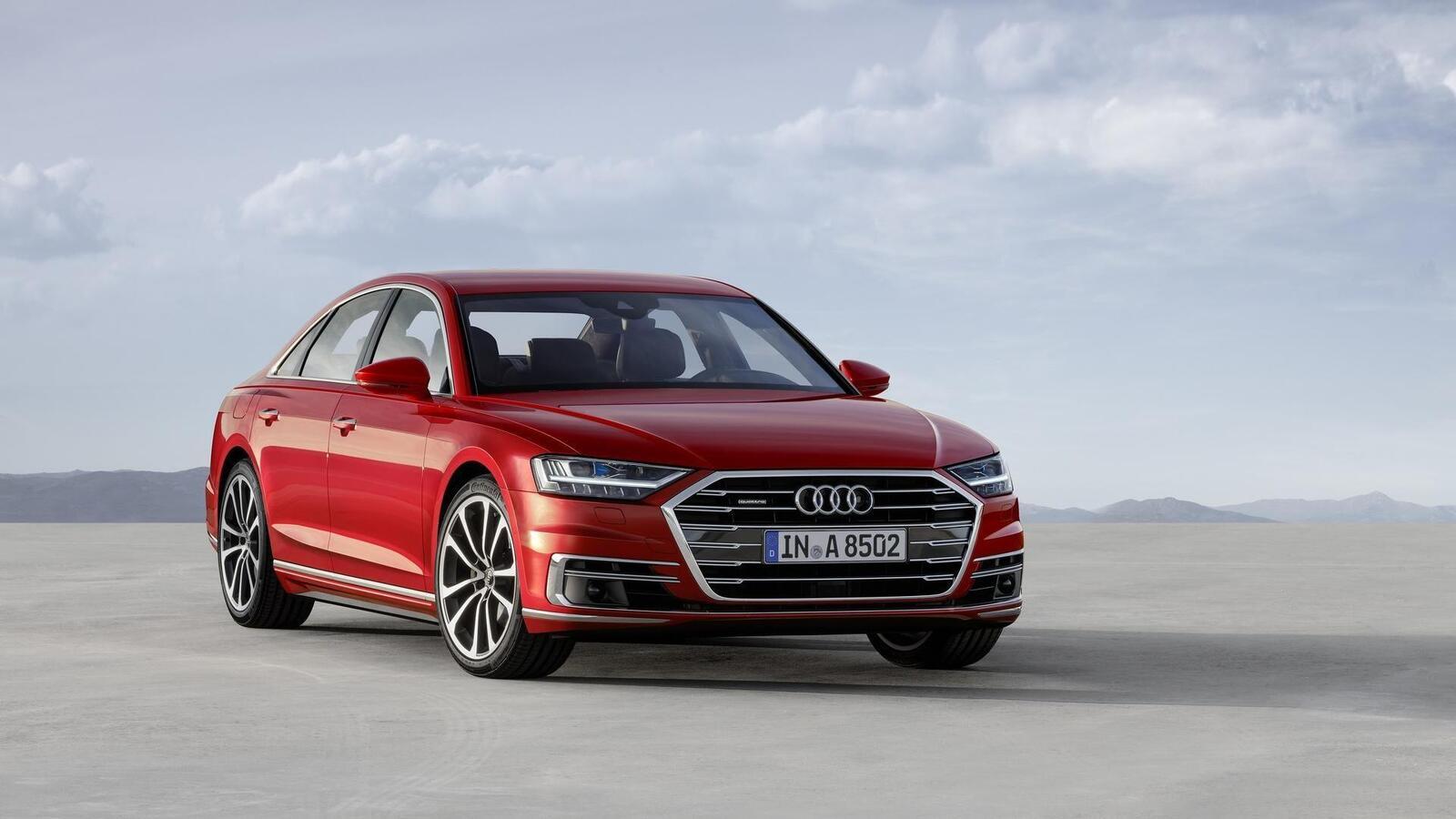Audi thêm một số trang bị cho A8 2018 - Hình 23