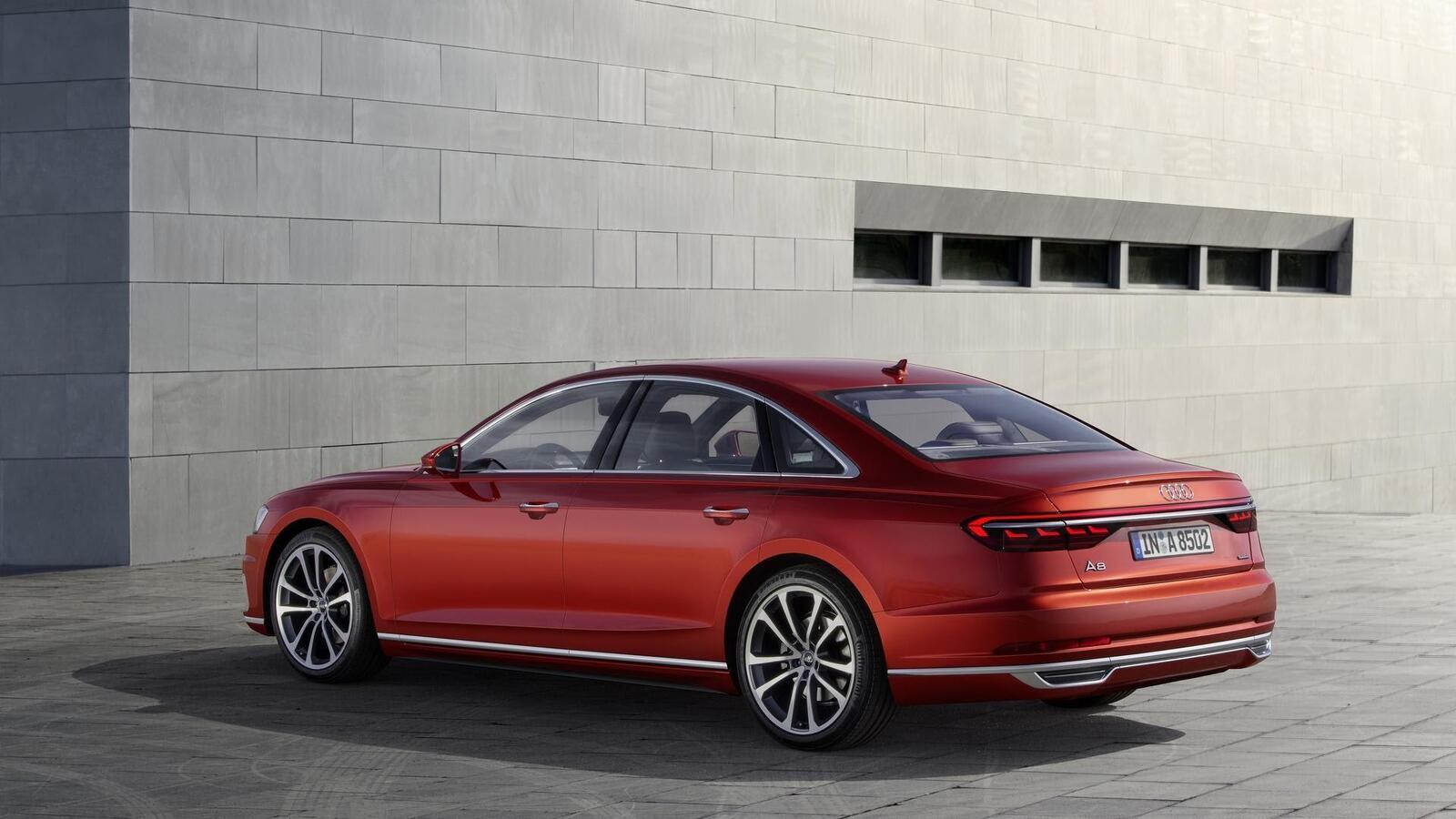 Audi thêm một số trang bị cho A8 2018 - Hình 24