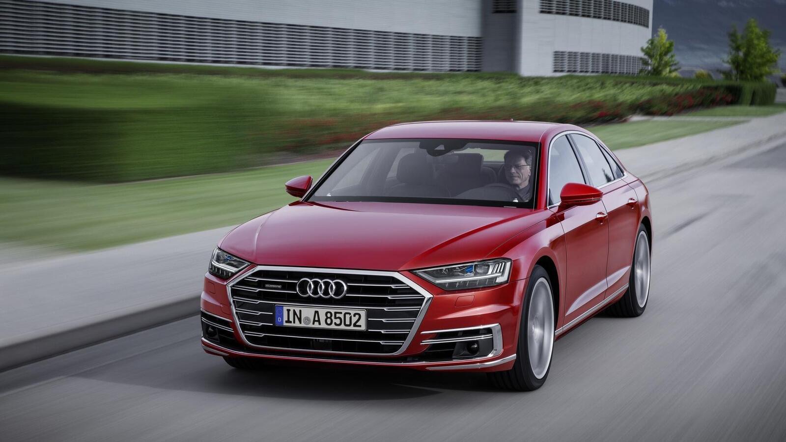 Audi thêm một số trang bị cho A8 2018 - Hình 25