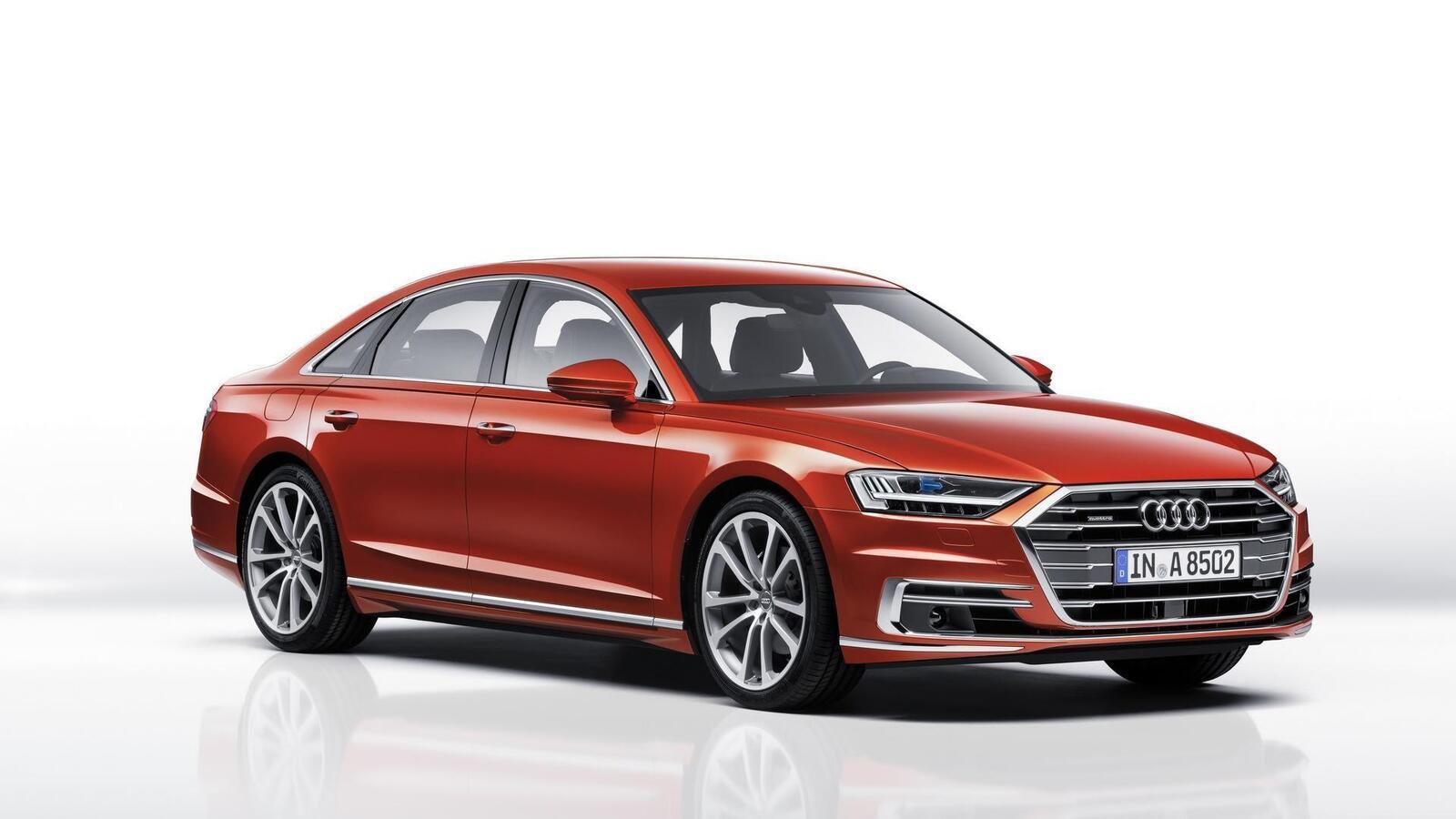 Audi thêm một số trang bị cho A8 2018 - Hình 26