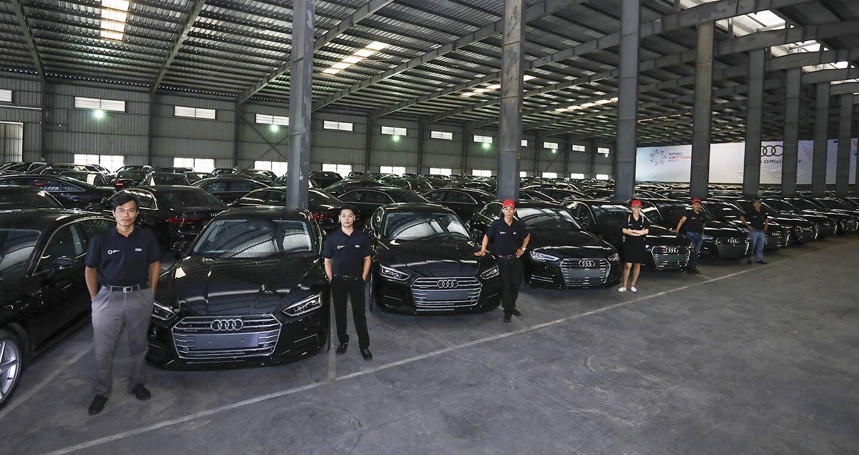 Audi Việt Nam bàn giao thêm 258 xe phục vụ APEC 2017 - Hình 2