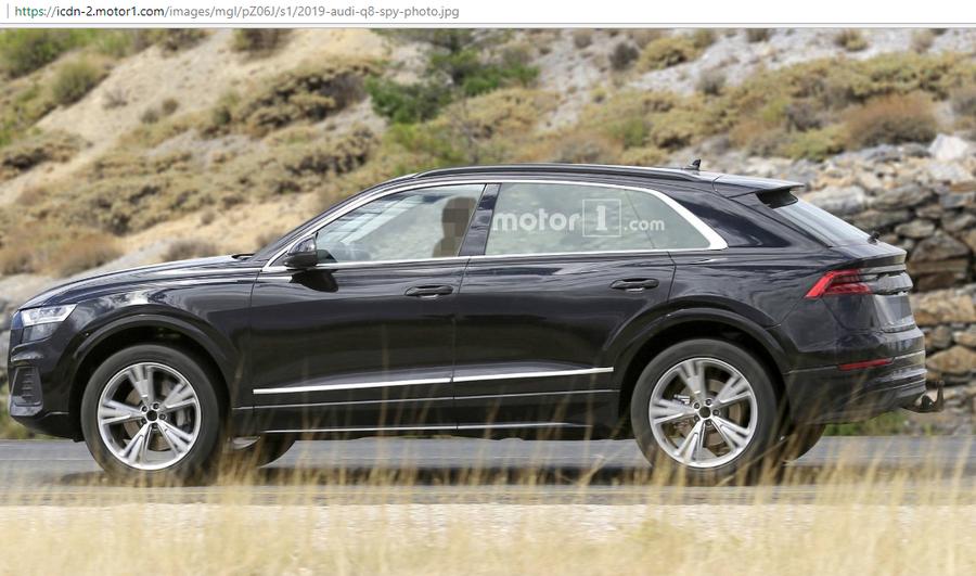 Audi xác nhận sẽ trình làng Q8 mới vào tháng Sáu năm nay - Hình 1