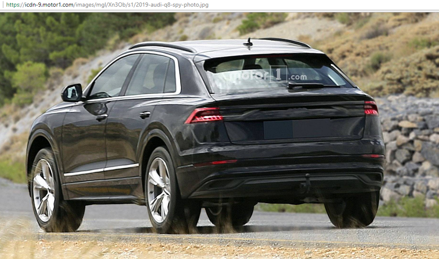 Audi xác nhận sẽ trình làng Q8 mới vào tháng Sáu năm nay - Hình 2