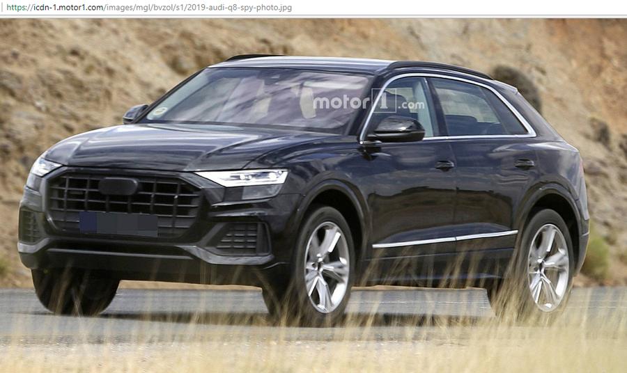 Audi xác nhận sẽ trình làng Q8 mới vào tháng Sáu năm nay - Hình 3