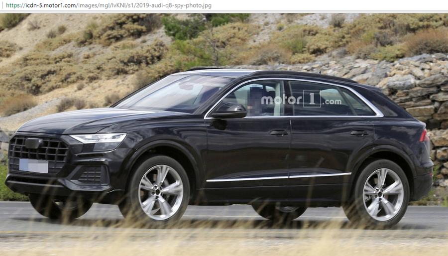 Audi xác nhận sẽ trình làng Q8 mới vào tháng Sáu năm nay - Hình 4