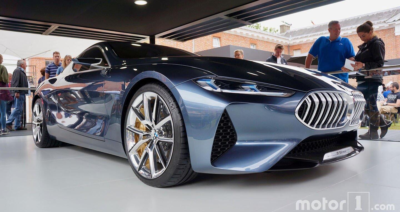 Bạn đã nhìn thấy BMW 8-Series bao giờ chưa? - Hình 2
