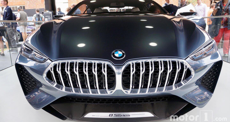 Bạn đã nhìn thấy BMW 8-Series bao giờ chưa? - Hình 3