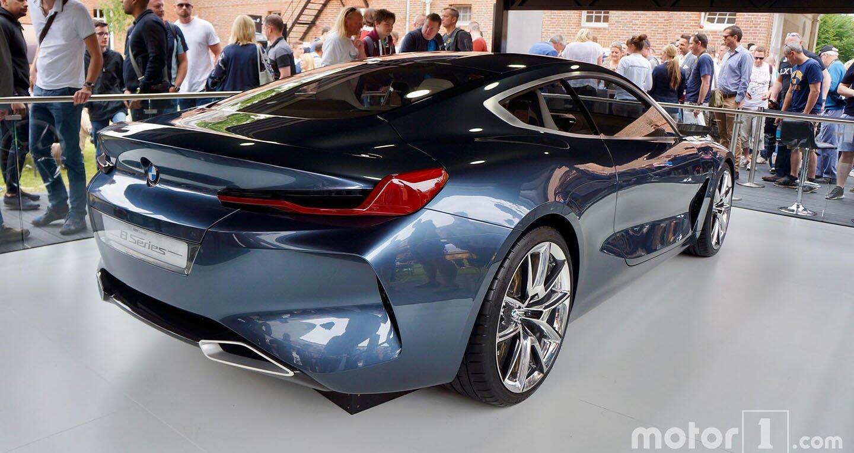 Bạn đã nhìn thấy BMW 8-Series bao giờ chưa? - Hình 4