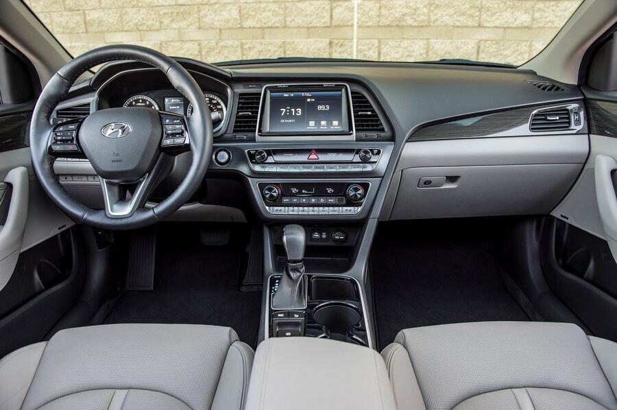 Bạn phải trả thêm 112 triệu VNĐ nếu muốn mua Hyundai Sonata 2018 tăng áp 245 mã lực - Hình 6
