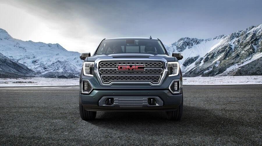 Bán tải GMC Sierra 2019 ra mắt, sẵn sàng đấu với Ford F-150 - Hình 1