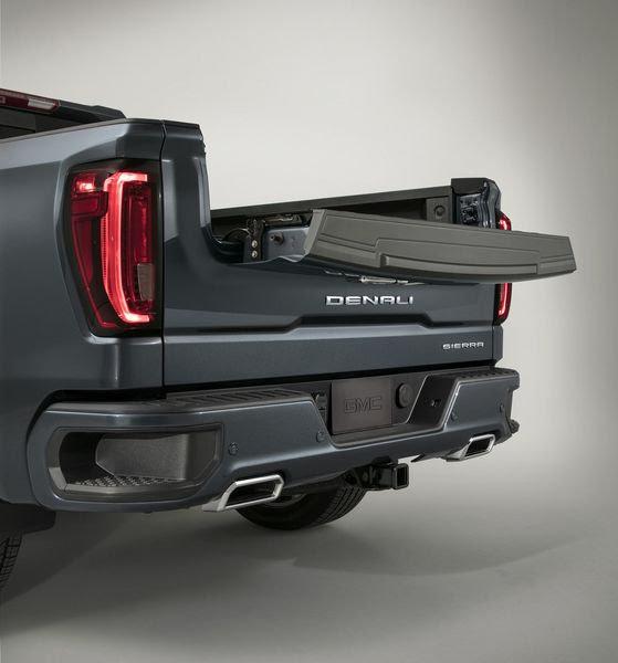 Bán tải GMC Sierra 2019 ra mắt, sẵn sàng đấu với Ford F-150 - Hình 2