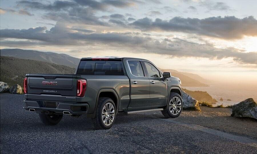 Bán tải GMC Sierra 2019 ra mắt, sẵn sàng đấu với Ford F-150 - Hình 4