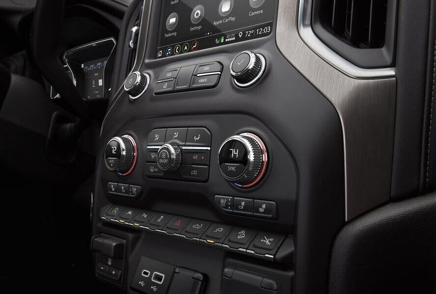 Bán tải GMC Sierra 2019 ra mắt, sẵn sàng đấu với Ford F-150 - Hình 9
