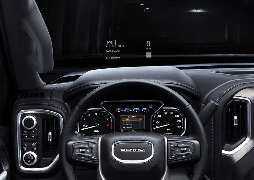 Bán tải GMC Sierra 2019 ra mắt, sẵn sàng đấu với Ford F-150 - Hình 10
