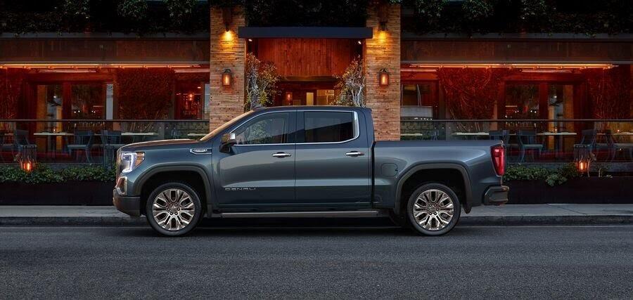 Bán tải GMC Sierra 2019 ra mắt, sẵn sàng đấu với Ford F-150 - Hình 13